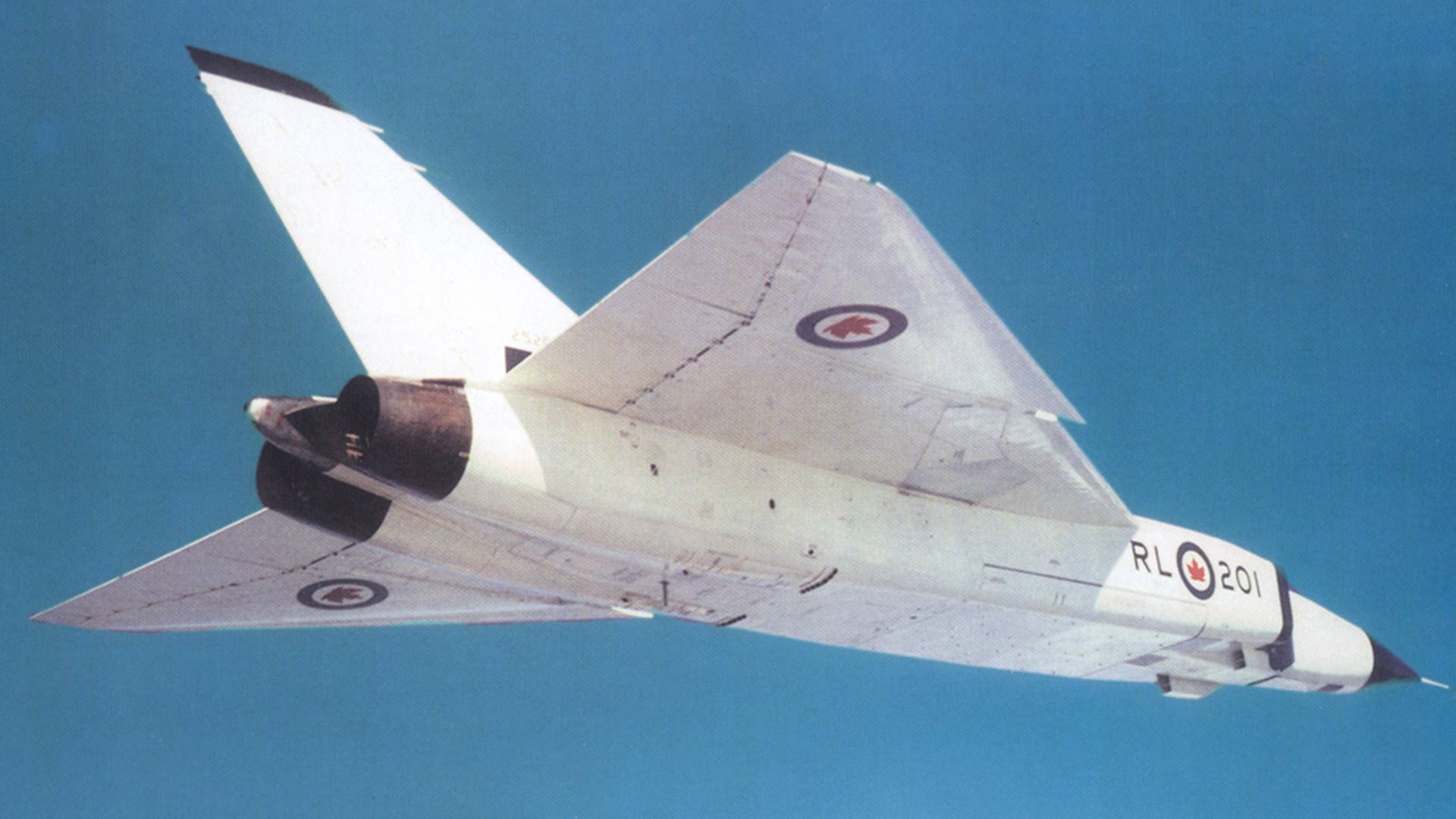 Avro Arrow Gallery