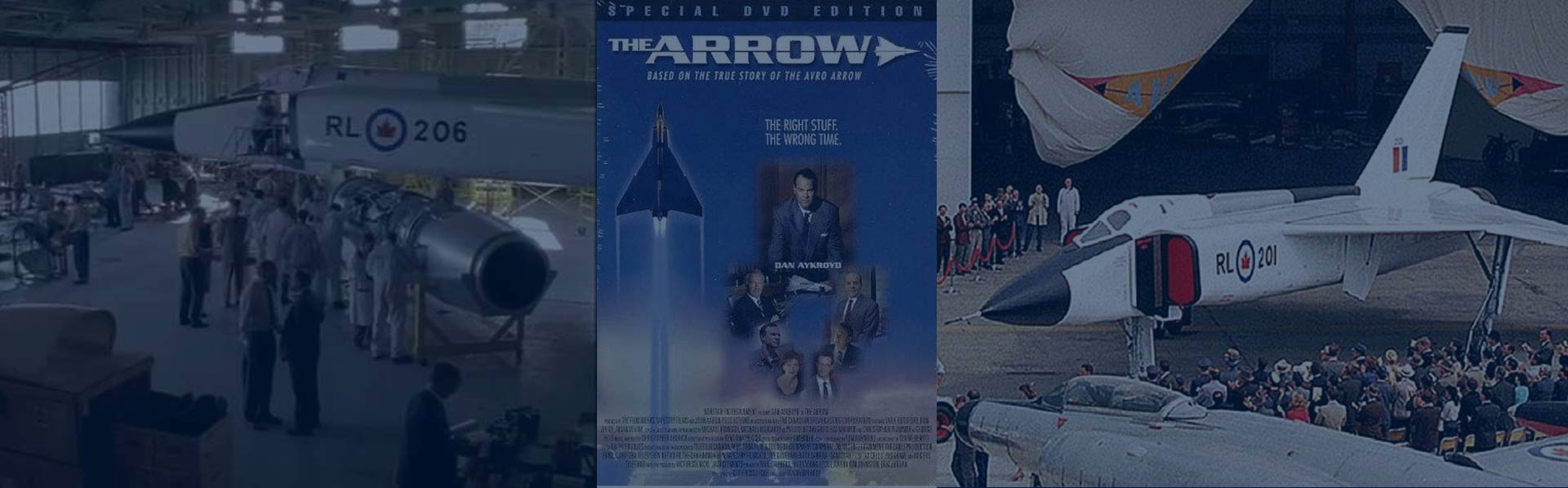 CBC Avro Arrow Movie